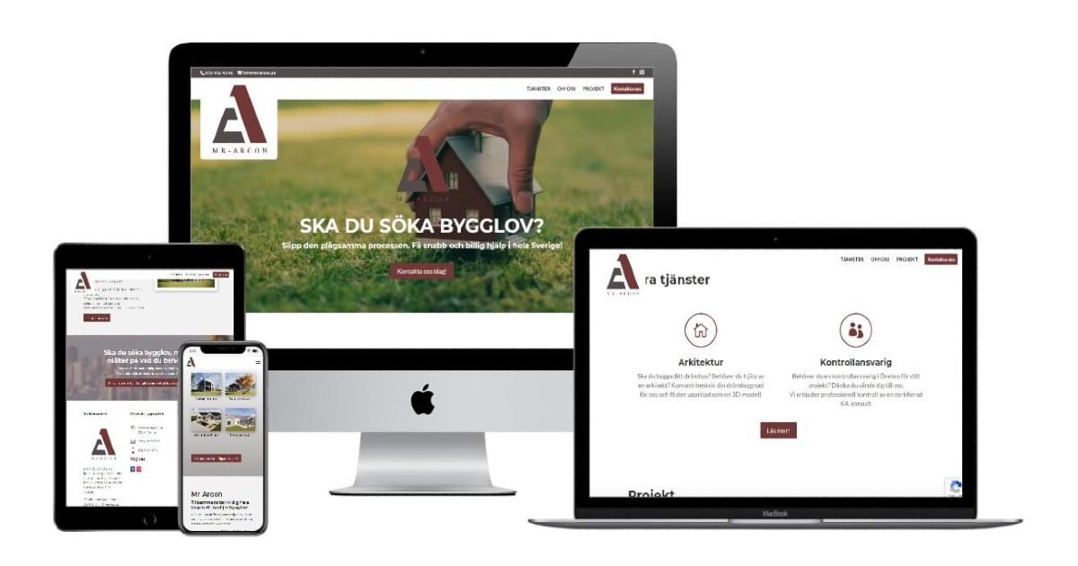 Mrarcon - Sitepartner.se