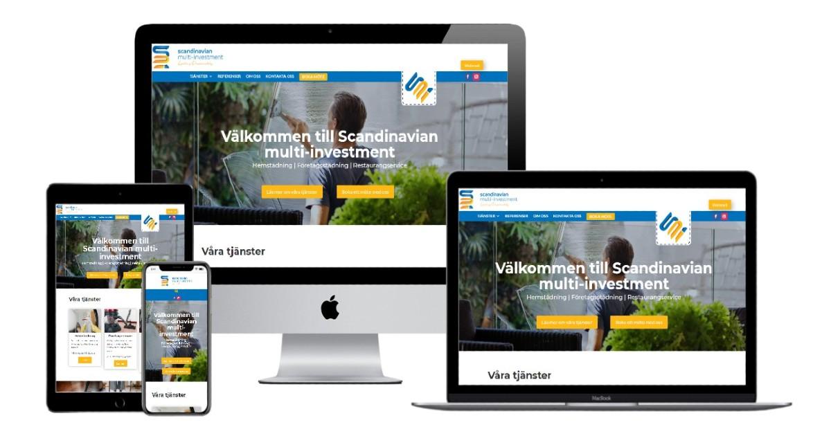 Scandinavian Multiinvestment - Sitepartner.se